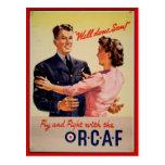 PROPAGANDE 1914 du CANADA de carte des collecteurs Cartes Postales