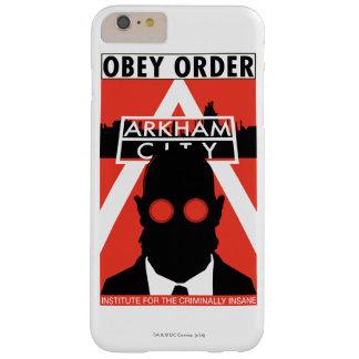 Propagande à C.A. - obéissez l'ordre Coque Barely There iPhone 6 Plus
