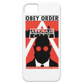 Propagande à C.A. - obéissez l'ordre Coques iPhone 5