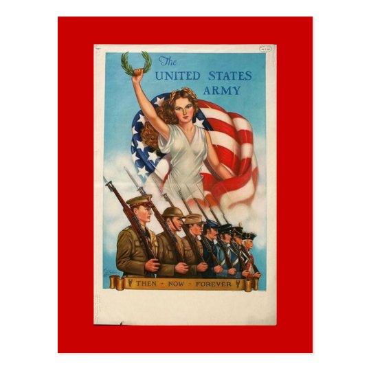 PROPAGANDE des USA de la carte 1917 des