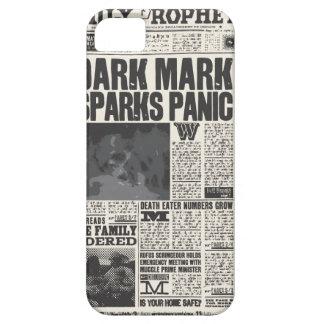 Prophète quotidien Front Page Coque iPhone 5