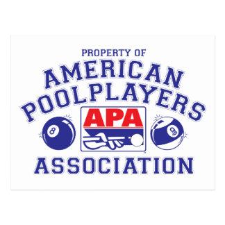 Propriété d'APA Carte Postale