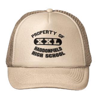 Propriété de lycée de Haddonfield Casquette Trucker