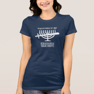 Propriété de T-Shirt de guerre de Khazaria de