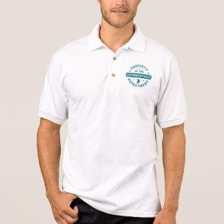 Propriété du service d astrophysique t-shirt