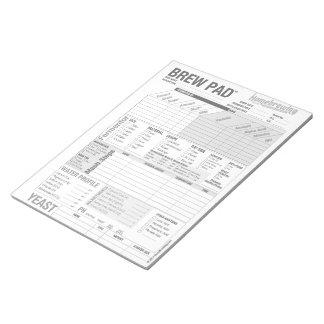 Protection de Brew Blocs Notes