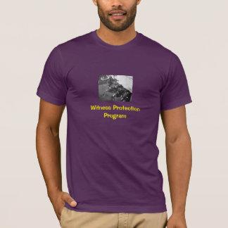 Protection de témoin : T-shirt (foncé)