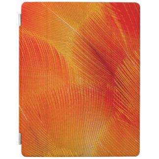 Protection iPad Abrégé sur orange plume d'ara de Camelot
