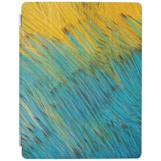 Protection iPad Abrégé sur plume de perroquet d'Amazone