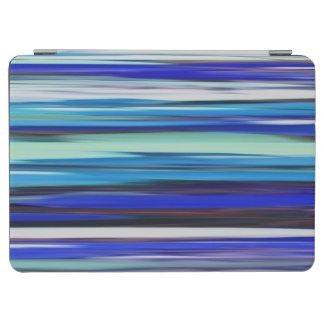 Protection iPad Air #2 abstrait : Tache floue bleue