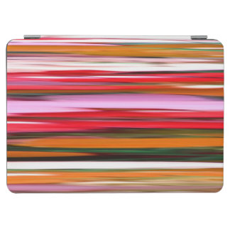 Protection iPad Air #2 abstrait : Tache floue orange