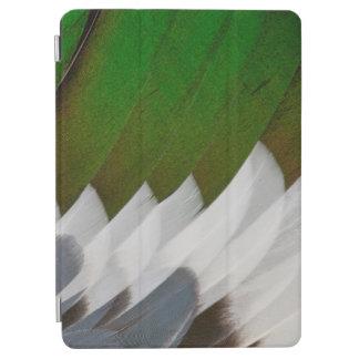 Protection iPad Air Abrégé sur coloré plume de canard