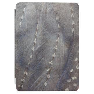 Protection iPad Air Abrégé sur gris plume de Guineafowl