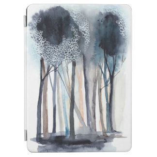 Protection iPad Air Arbres abstraits tranquilles