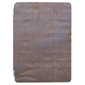 Protection iPad Air Arrière - plan rouillé de texture de fer