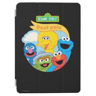 Protection iPad Air Art de caractère de Sesame Street