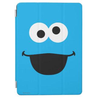 Protection iPad Air Art de visage de biscuit