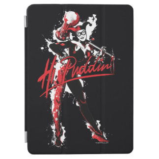 "Protection iPad Air Art d'encre de Puddin'"" de Batman 