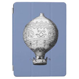 Protection iPad Air Ballon à air chaud vintage de Montgolfier