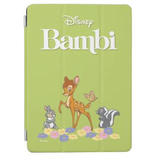 Protection iPad Air Bambi et amis