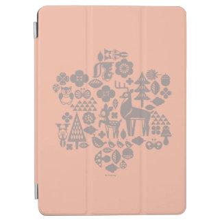 Protection iPad Air Bambi et créatures de région boisée