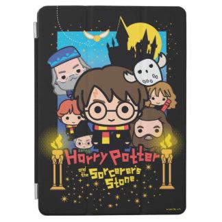Protection iPad Air Bande dessinée Harry Potter et la pierre du