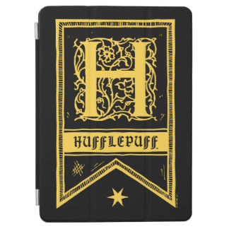 Protection iPad Air Bannière de monogramme de Harry Potter |