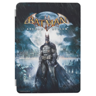 Protection iPad Air Batman : Art de couverture de jeu de l'asile |