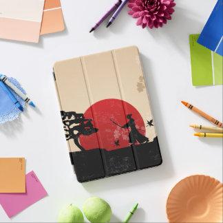 Protection iPad Air Belle caisse samouraï japonaise d'air d'iPad de