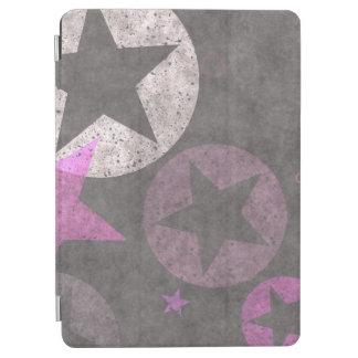 Protection iPad Air belle conception gentille d'abrégé sur formes de