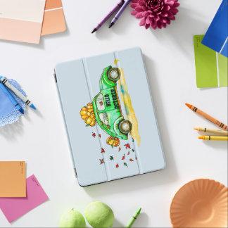 Protection iPad Air bonjour octobre