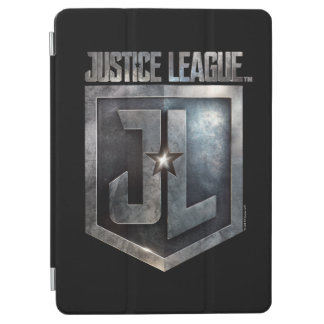 Protection iPad Air Bouclier métallique de la ligue de justice | JL