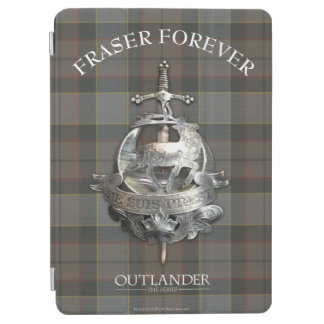 Protection iPad Air Broche de l'Outlander | Fraser