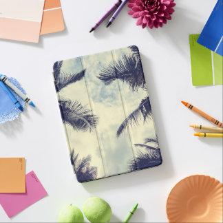 Protection iPad Air Caisse d'air d'été d'iPad tropical de ciel et de