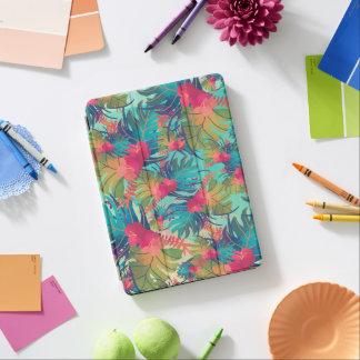 Protection iPad Air Caisse florale tropicale d'air de l'aquarelle |