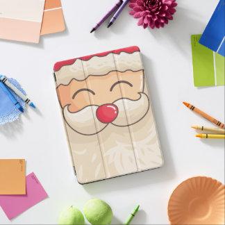 Protection iPad Air Caisse heureuse d'air de Noël | Ipad du père noël