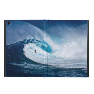 Protection iPad Air Caisse surfante d'air d'iPad de grand de vague