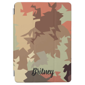 Protection iPad Air Camouflage urbain