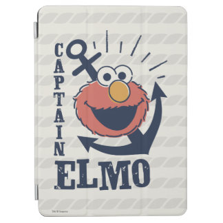 Protection iPad Air Capitaine Elmo