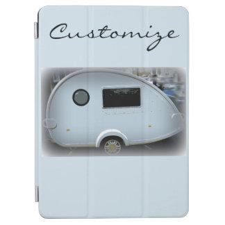 Protection iPad Air Caravane classique de gitan de remorque de larme