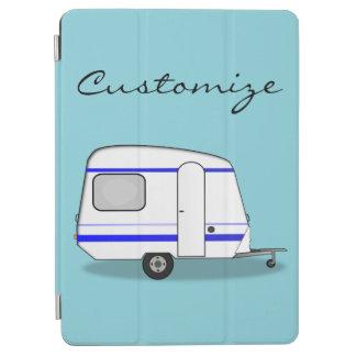 Protection iPad Air Caravane gitane Thunder_Cove de remorque minuscule