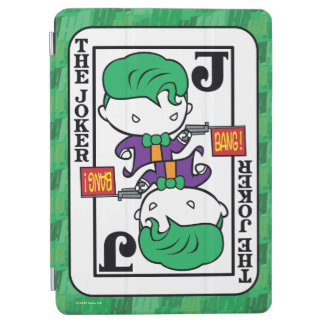 Protection iPad Air Carte de jeu de joker de Chibi