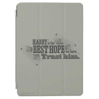 Protection iPad Air Charme | de Harry Potter notre meilleur espoir