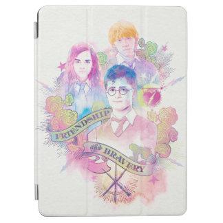 Protection iPad Air Charme | Harry, Hermione, et Ron Waterc de Harry