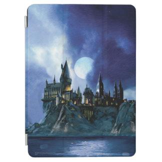 Protection iPad Air Château de Harry Potter | Hogwarts la nuit