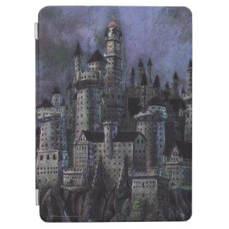 Protection iPad Air Château | Hogwarts magnifique de Harry Potter