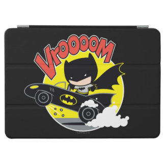 Protection iPad Air Chibi Batman dans le Batmobile