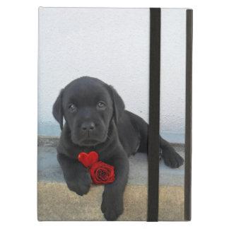 Protection iPad Air Chiot de Labrador