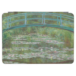 Protection iPad Air Claude Monet | la passerelle japonaise, 1899