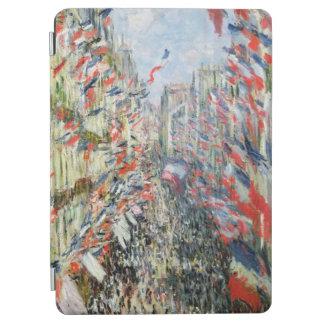 Protection iPad Air Claude Monet | la rue Montorgueil, Paris